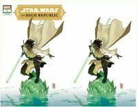 Star Wars High Republic #1 Giuseppe Camuncoli TRADE + VIRGIN Set NM