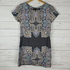 Dotti Dress Size 8 Short Sleeve