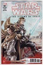 STAR WARS: THE STORMS OF CRAIT #1 Marvel Comics Last Jedi VARIANT COVERS SET!