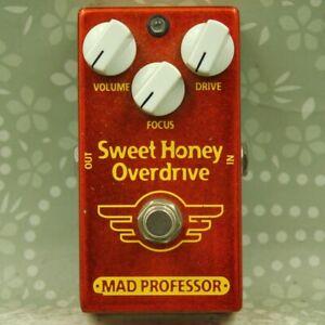 Mad Professor Sweet Honey Overdrive SHOD BJF Design Guitar effect pedal (07314)