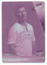 "JASON HERVEY ""PRINTING PLATE CARD #31 /1"" TNA XTREME"
