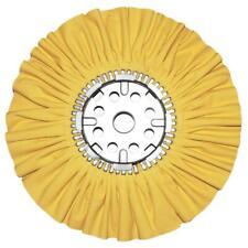 "14"" buffing wheel yellow buff polishing wheel polish machine renegade universal"