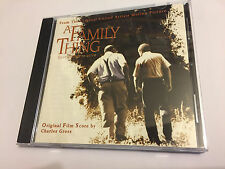 A FAMILY THING (Charles Gross) OOP 1996 Edel Soundtrack Score OST CD NM