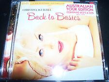 Christina Aguilera Back To Basics 2 CD DVD Tour Edition (Australia)