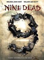 Nine Dead DVD Movie - Brand New & Sealed- Fast Ship (VG-210320DV(VG2147))