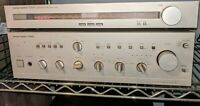 Vintage Harman Kardon PM665 Stereo Amplifier and TU610 Linear Phase Stereo Tuner