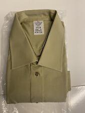 Camicia Maniche Lunghe Drop Esercito Italiano Tg. 17 1/2 R