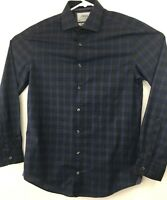 CHARLES TYRWHITT Lt Mult.Colors Shirt EXTRA SLIM FIT 15 1/2 x 34 100% Cotton