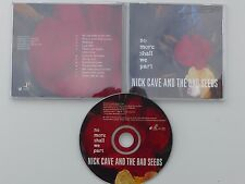 CD ALBUM NICK CAVE AND THE BAD SEEDS no more shall we part 7243 8101342 7