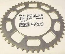 Honda Portco Steel REAR SPROCKET 47T 520 '80 ATC185 '81-'82 ATC200 ATC 185/200