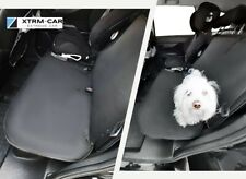 Doppel Schutzmatte Hintere Sitzbank Hundetransport paast für ALFA ROMEO 156