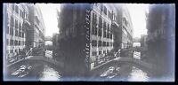 Venezia Italia Placca Da Lente Stereo Negativo 1922
