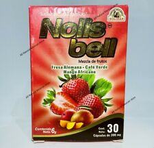 NOLIS BELL mango african WEIGHT LOSS DETOX and CLEANSE DIETARY SUPPLEMENT