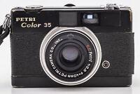 Petri Color 35 Sucherkamera Kleinbildkamera schwarz - C.C 2.8 40mm Optik