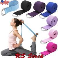 Optional Yoga Stretching Belt Yoga Rope Stretching Belt Yoga Stretching Washable