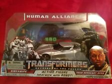 Transformers Revenge of the Fallen Human Alliance Sideswipe Hasbro 100% Official
