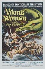 Viking Women And The Sea Serpent Movie Poster24in x 36in