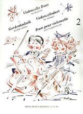 Partition pour violoncelle - Violoncello Duos for Beginners - Volume 2