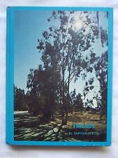 1974 EL CAPITAN HIGH SCHOOL YEARBOOK. LAKESIDE, CALIFORNIA