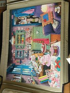 RAVENSBURGER 1000 PIECE JIGSAW PUZZLE - 'THE CAKE SHED'. No.5 My Haven