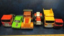 Tonka and Buddy L lot - Kenworth Load Ranger - Dump Truck - Friction Racer -