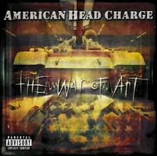 American Head Charge - The War Of Art (NEW CD)