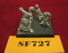 OOP Warhammer snotling base mixedmetal sf727