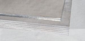"1/4"" - Lead Plate 12"" x 12"" x .250"""
