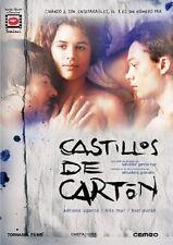 Castillos De Cartón (Paper Castles) Adriana Ugarte, Biel Durán, Salvador García