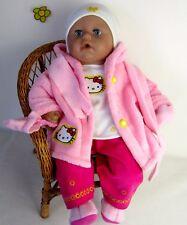 Babypuppen & Zubehör Kleidung & Accessoires baby annabell kleidung sehr viele sachen mit puppe himmelbett
