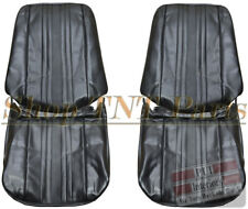 1969-1971 Chevrolet Nova Bucket Seat Covers Chevy II Front Upholstery Skins SS