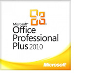MS Microsoft Office 2010 Professional Plus | Vollversion Original Business | Pro