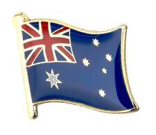 Australia Flag Pin Badge  High Quality Gloss Enamel