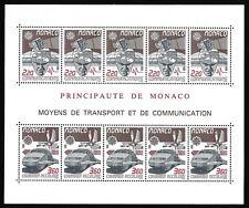 Timbres Monaco Bloc Feuillet 1988 EUROPA N°41 Neuf Sans Charnière