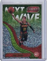 2018-19 TRAE YOUNG RC #2 Panini Threads Next Wave  *DAZZLE*  HAWKS 🔥🔥