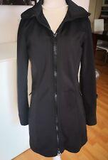 WELLENSTEYN ❤ Softshell Jacke / Mantel  ❤ schwarz ❤ Größe XS