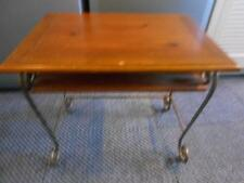 Metal Vintage/Retro Coffee Tables with Shelves
