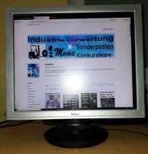 "geprüfter Belinea 1905 S1 PC Bildschirm 19""  LED Flachbild Monitor TFT"