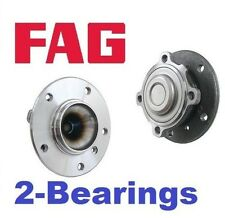 2-Bearingsoem FAG Front Hub & Wheel Bearing For BMW E82 E88 E89 E90
