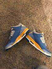 Nike Air Jordan 3 Do The Right Thing Size 12 DTRT Rare Air