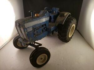 Ertl Ford 8600 Die Cast Tractor 1/12 Scale Vintage