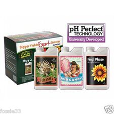 Advanced Nutrients Expert Bundle Piranha Bud Candy Flawless Finish 1 L set