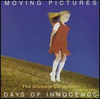MOVING PICTURES - ULTIMATE COLLECTION: DAYS OF INNOCENCE CD WHAT ABOUT ME? *NEW*