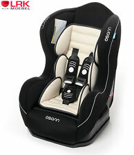 Osann Safety One ISOFIX Night Sitz Baby Kindersitz Gurtschloss mit Warnsignal