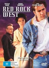Red Rock West DVD Dennis Hopper J. T. Walsh Lara Flynn Boyle Nicolas Cage