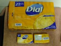 """Dial Gold """"Antibacterial"""" Deodorant Soap ~ 4 Ounce ~ 22 Bars Plus 2 ~ STAY SAFE"""