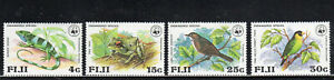 FIJI #397-400  1979  ENDANGERED SPECIES   MINT  VF NH  O.G