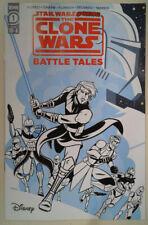Star Wars Adventures Clone Wars Battle Tales #1 1:10 Charm Variant