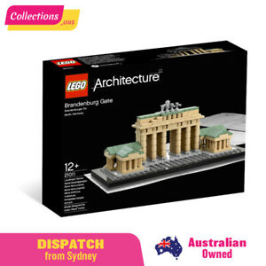 GENUINE LEGO Architecture - Brandenburg Gate 21011 - Sealed Box - FREE Shipping!