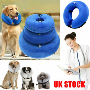 Dog Cat Cute Soft E-Collar Pet Puppy Neck Medical Protection Head Cones Recovery